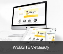 Website Viet Beauty