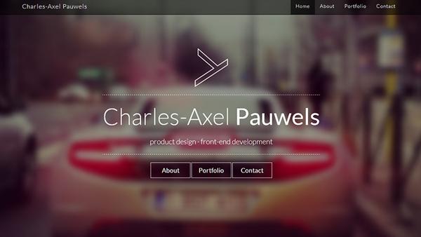 Xu hướng thiết kế website 2015