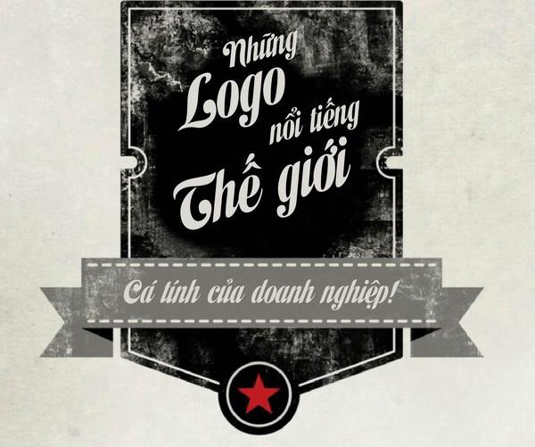 Logo thương hiệu nổi tiếng thế giới
