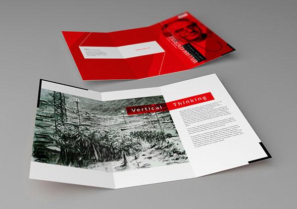 Mẫu thiết kế Brochure đẹp gấp 3