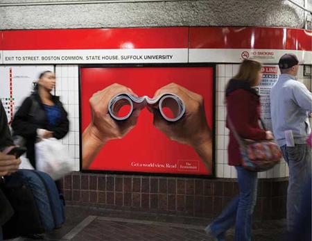 Những poster quảng cáo ấn tượng