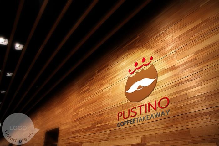 Bộ nhận diện thương hiệu Pustino