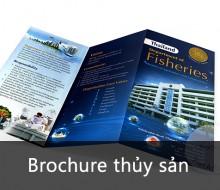 Brochure Thủy sản