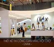 Gian hàng hội chợ – LivAx