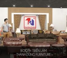 Booth hội chợ – Thanh Dũng Furniture
