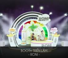 Booth triển lãm – Roni