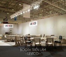 Booth triển lãm Levico