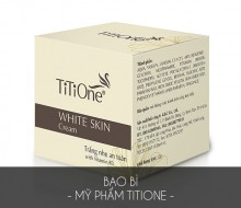 Bao bì mỹ phẩm TitiOne