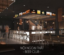 Nội ngoại thất Beer Club