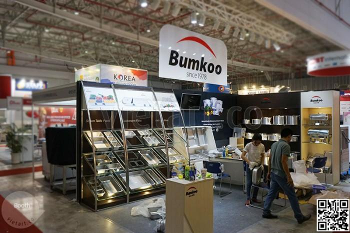 Gian hang triển lãm BumKoo