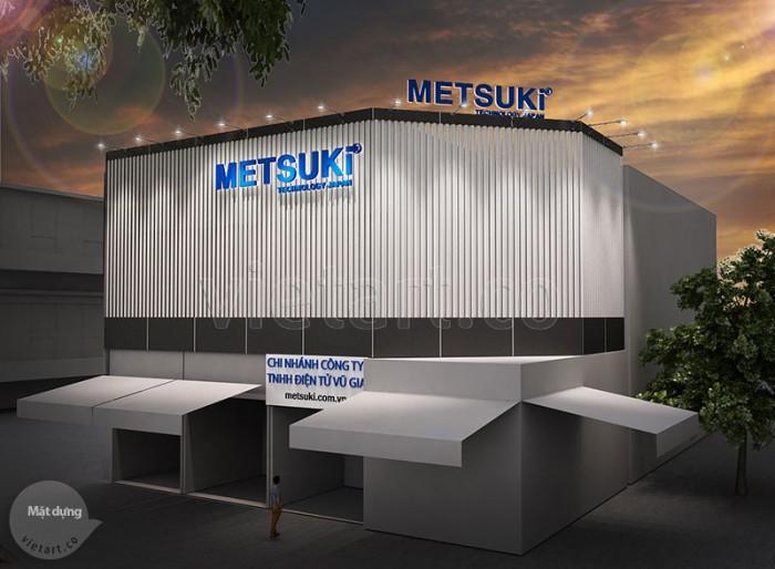 Mặt dựng Metsuki