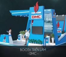 Gian hàng hội chợ DMC