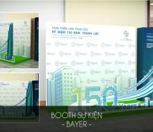 Booth Sự kiện Bayer