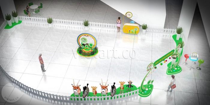 Khu vui chơi trẻ em – LBV