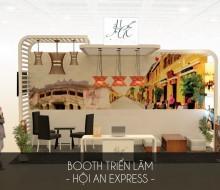 Gian hàng triển lãm Hội An Express