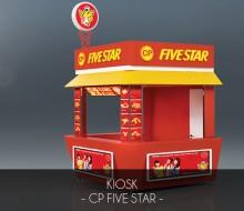 Kiosk CP Five Star