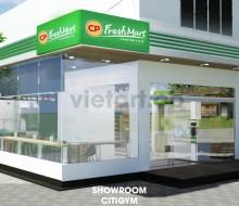 Thiết kế Thi Công Nội Thất Showroom – Cửa Hàng